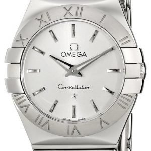 Omega Constellation Quartz 24mm 123.10.24.60.02.002 Kello
