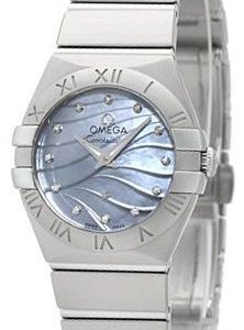 Omega Constellation Quartz 24mm 123.10.24.60.57.001 Kello