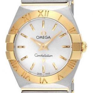 Omega Constellation Quartz 24mm 123.20.24.60.02.002 Kello