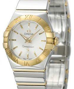Omega Constellation Quartz 24mm 123.20.24.60.02.004 Kello