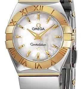 Omega Constellation Quartz 24mm 123.20.24.60.05.004 Kello