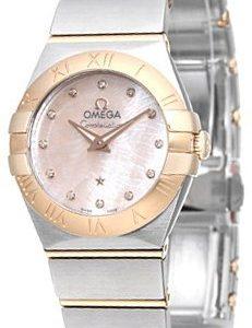 Omega Constellation Quartz 24mm 123.20.24.60.57.003 Kello