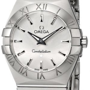 Omega Constellation Quartz 27mm 123.10.27.60.02.001 Kello