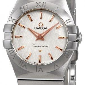Omega Constellation Quartz 27mm 123.10.27.60.02.004 Kello