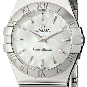 Omega Constellation Quartz 27mm 123.10.27.60.05.002 Kello