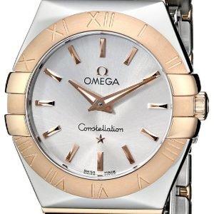 Omega Constellation Quartz 27mm 123.20.27.60.02.003 Kello