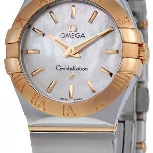 Omega Constellation Quartz 27mm 123.20.27.60.05.003 Kello