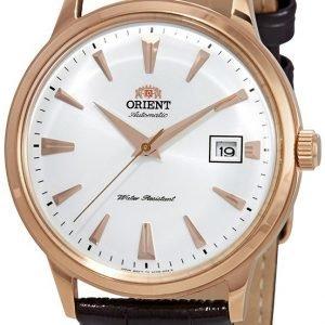 Orient Classic Fac00002w0 Kello Valkoinen / Nahka