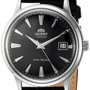 Orient Classic Fac00004b0 Kello Musta / Nahka