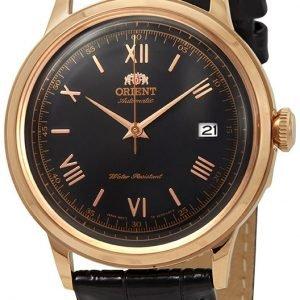 Orient Classic Fac00006b0 Kello Musta / Nahka