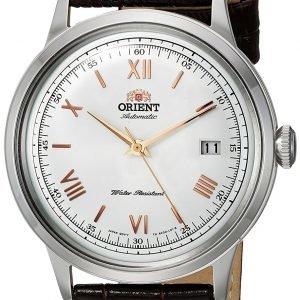 Orient Classic Fac00008w0 Kello Hopea / Nahka