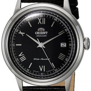 Orient Classic Fac0000ab0 Kello Musta / Nahka
