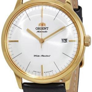 Orient Classic Fac0000bw0 Kello Valkoinen / Nahka