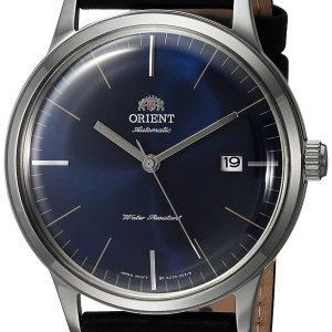 Orient Classic Fac0000dd0 Kello Sininen / Nahka