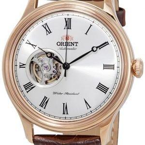 Orient Classic Fag00001s0 Kello Valkoinen / Nahka