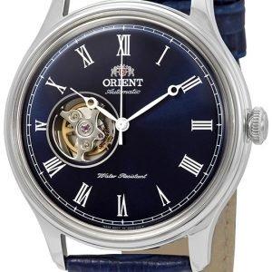 Orient Classic Fag00004d0 Kello Sininen / Nahka