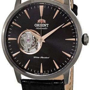 Orient Classic Fag02001b0 Kello Musta / Nahka