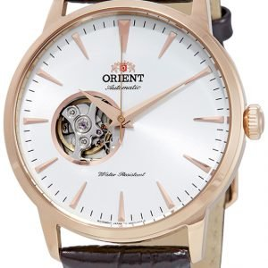 Orient Classic Fag02002w0 Kello Valkoinen / Nahka