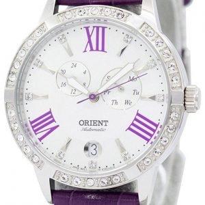 Orient Classic Fet0y004w0 Kello Valkoinen / Nahka