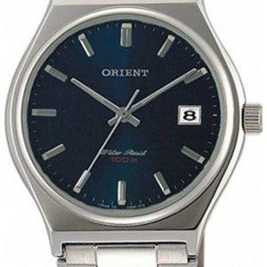 Orient Classic Fun3t003d0 Kello Sininen / Teräs