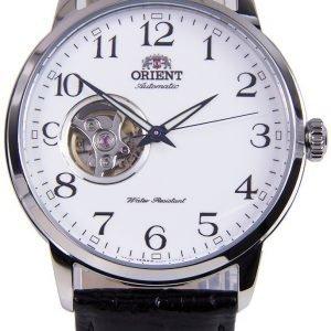 Orient Classic Ra-Ag0009s10b Kello Valkoinen / Nahka