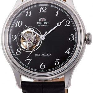 Orient Classic Ra-Ag0016b10b Kello Musta / Nahka