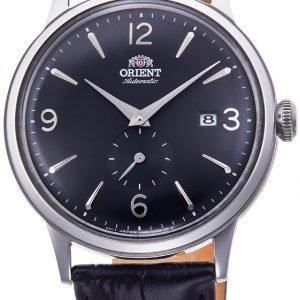 Orient Classic Ra-Ap0005b10b Kello Musta / Nahka