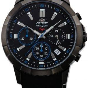Orient Sporty Fkv00007b0 Kello Musta / Kumi