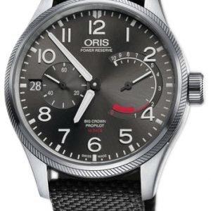 Oris Aviation 01 111 7711 4163-Set 5 22 15fc Kello