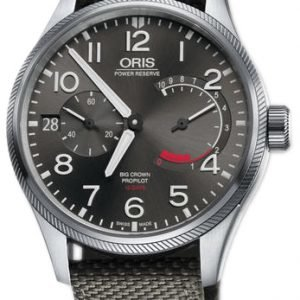 Oris Aviation 01 111 7711 4163-Set 5 22 17fc Kello