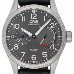 Oris Aviation 01 111 7711 4163-Set 5 22 19fc Kello