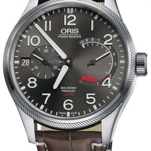 Oris Aviation 01 111 7711 4163-Set1 22 72fcs Kello