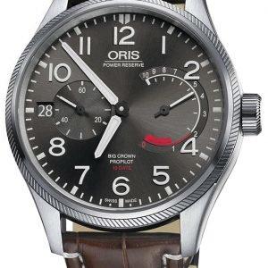 Oris Aviation 01 111 7711 4163-Set1 22 72fcs Kello