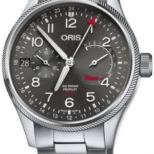Oris Aviation 01 114 7746 4063-Set 8 22 19 Kello