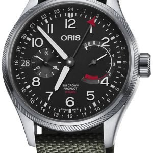 Oris Aviation 01 114 7746 4164-Set 5 22 14fc Kello
