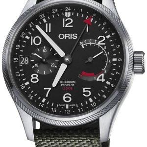 Oris Aviation 01 114 7746 4164-Set 5 22 14fc Kello