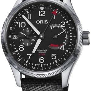 Oris Aviation 01 114 7746 4164-Set 5 22 15fc Kello