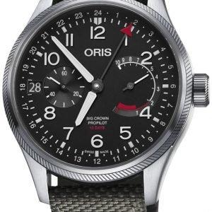 Oris Aviation 01 114 7746 4164-Set 5 22 17fc Kello