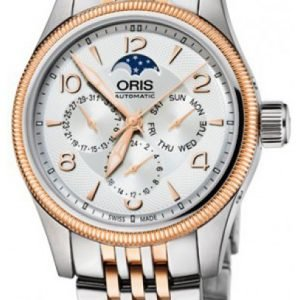 Oris Aviation 01 582 7678 4361-07 8 20 32 Kello