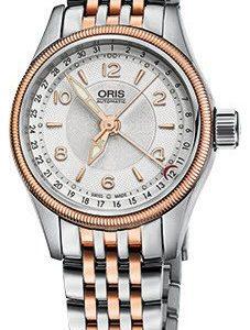 Oris Aviation 01 594 7680 4331-07 8 14 32 Kello