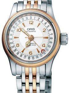 Oris Aviation 01 594 7695 4361-07 8 14 32 Kello