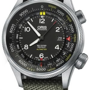 Oris Aviation 01 733 7705 4134-Set 5 23 14fc Kello