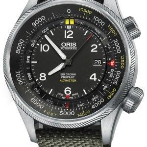 Oris Aviation 01 733 7705 4134-Set 5 23 14fc Kello