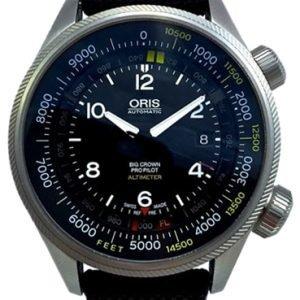 Oris Aviation 01 733 7705 4134-Set 5 23 15fc Kello