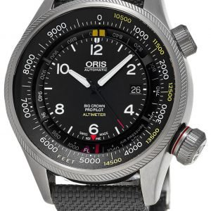 Oris Aviation 01 733 7705 4134-Set 5 23 17fc Kello