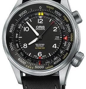 Oris Aviation 01 733 7705 4134-Set 5 23 19fc Kello