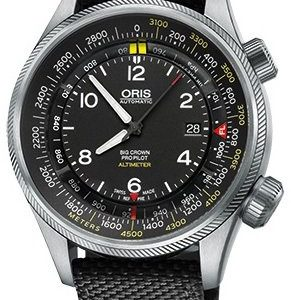 Oris Aviation 01 733 7705 4164-Set 5 23 15fc Kello
