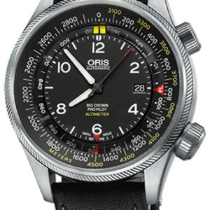 Oris Aviation 01 733 7705 4164-Set 5 23 19fc Kello