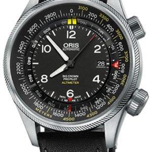 Oris Aviation 01 733 7705 4164-Set 5 23 19fc Kello