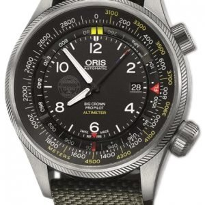 Oris Aviation 01 733 7705 4184-Set 5 23 14fc Kello
